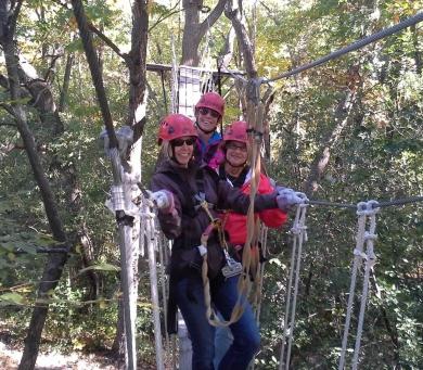 2014 Zip Line Adventure