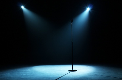 stage-microphone