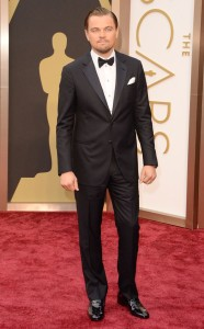 Leo at Oscars