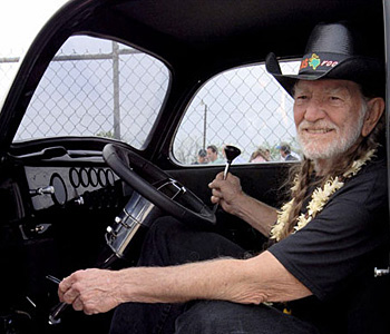Willie Nelson in Hawaii